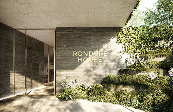 Rondure House Feature