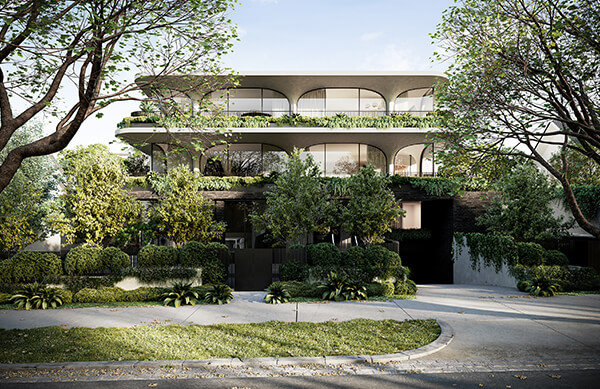 Elevated Sophistication and Luxury in Kew's Studley Park