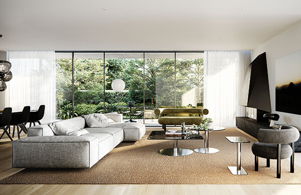 Rondure House Residences In Kew Are Australian First International Collaboration With Tom Dixon